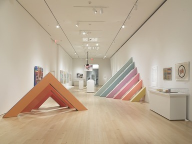 Chicago in L.A.: Judy Chicago's Early Work, 1963-74, April 4, 2014 through September 28, 2014 (Image: .  photograph, )