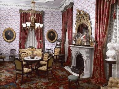 American Period Rooms, October 20, 1984 through date unknown, 21st Century (Image: .  photograph, )