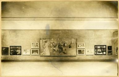 Swedish Art Exhibition, January 30, 1916 through February 28, 1916 (Image: .  photograph, )