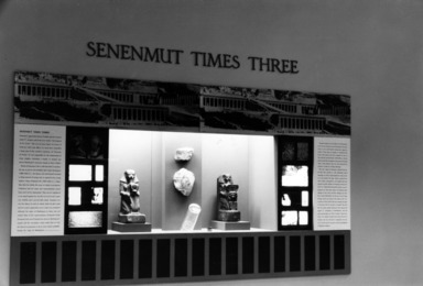 Senenmut Times Three, December 31, 1969 through December 31, 1970 (Image: .  photograph, )