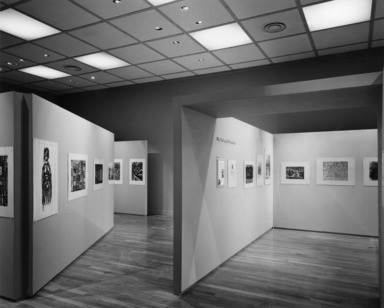 National Print Exhibition, 11th Biennial, April 15, 1958 through June 29, 1958 (Image: .  photograph, )