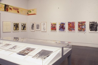 National Print Exhibition, 25th Biennial: Projects & Portfolios, October 6, 1989 through December 31, 1989 (Image: .  photograph, )