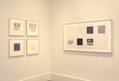 Vladimir Zakrzewski: Drawings of the 1980s, September 29, 1989 through November 27, 1989 (Image: .  photograph, )