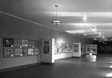Child Art Exhibition, date unknown, 1935 (Image: .  photograph, )