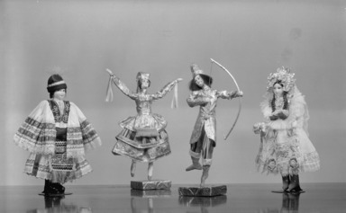 Dolls and Toys of Many Lands, December 15, 1939 through January 29, 1940 (Image: .  photograph, )
