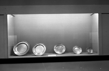 American Pewter from the John W. Poole Collection, June 1945 through November 1945 (Image: .  photograph, )