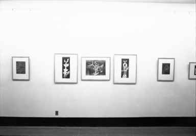 Prints by Peter Sager, September 17, 1946 through October 27, 1946 (Image: .  photograph, )