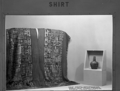 Brooklyn Museum: Peruvian Costume, for the Living & the Dead
