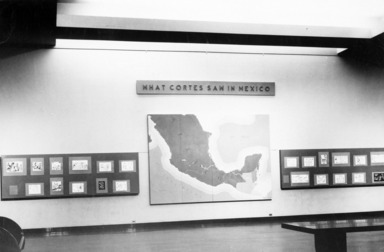 What Cortez Saw in Mexico, September 24, 1948 through November 11, 1948 (Image: .  photograph, )