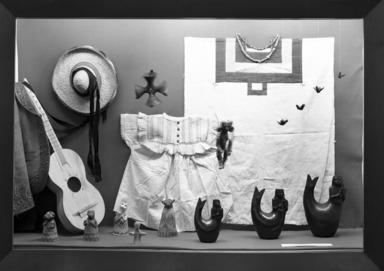 Mexican Market, November 10, 1960 through December 31, 1960 (Image: .  photograph, )