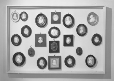 Emily Winthrop Miles Collection of Wedgwood, date unknown, 1962 (Image: .  photograph, )