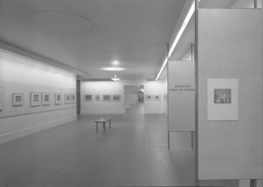 Drawings from the Museum Collection, October 1962 through January 1963 (Image: .  photograph, )