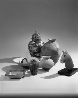 Japanese Ceramics, April 25, 1979 through June 10, 1979 (Image: .  photograph, )