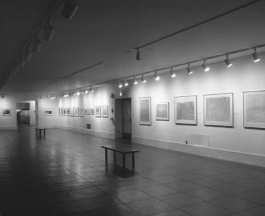 Richard Claude Ziemann: Prints & Drawings, 1956-1979, September 15, 1979 through November 4, 1979 (Image: .  photograph, )