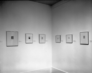 Collage as an Intimate Art, December 5, 1981 through January 24, 1982 (Image: .  photograph, )