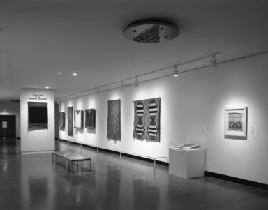 Curator's Choice II. Textile Arts of the American Southwest, March 1, 1984 through May 31, 1984 (Image: .  photograph, )