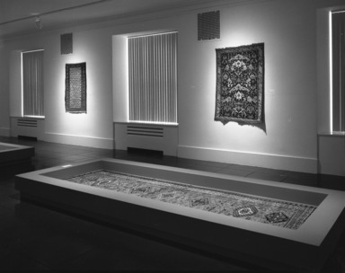 Joseph V. McMullan Rug Collection, October 1984 through June 2, 1985 (Image: .  photograph, )