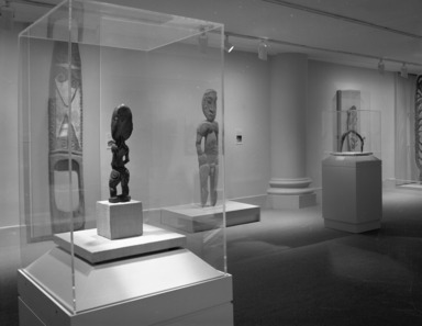 Gallery views: African, Oceanic & New World Art, September 1987 through date unknown, 1987 (Image: .  photograph, )