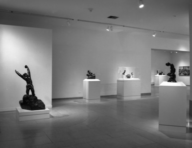 Rodin: The Cantor Gift to The Brooklyn Museum, March 1988 (Image: .  photograph, )