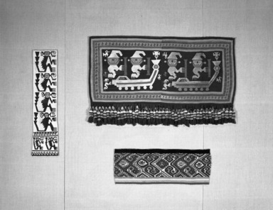 Andean Textiles: Selz Case., date unknown, 1994 through date unknown, 1995 (Image: .  photograph, )