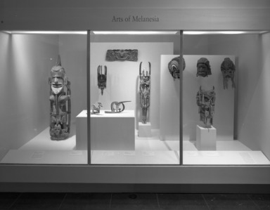 Arts of Melanesia, date unknown, 1995 (Image: .  photograph, )