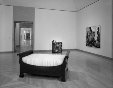 Brooklyn Museum: Contemporary Art (installation).