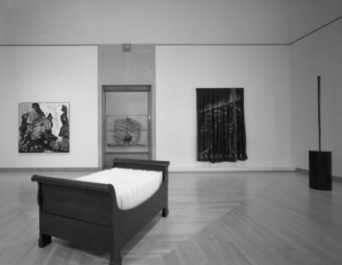 Contemporary Art (installation)., date unknown, 1995 (Image: .  photograph, )