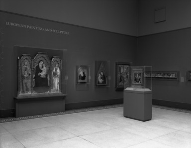 Brooklyn Museum: European Painting and Sculpture (installation).