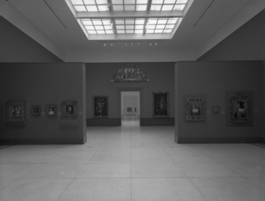 European Painting and Sculpture (installation)., date unknown, 1995 (Image: .  photograph, )