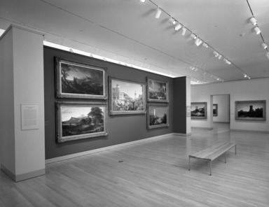 Thomas Cole: Landscape into History, January 13, 1995 through April 2, 1995 (Image: .  photograph, )