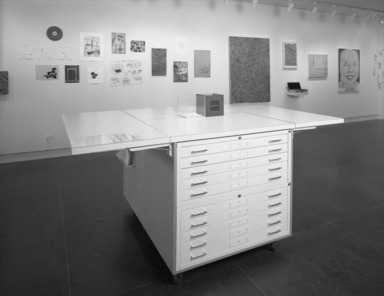 Working in Brooklyn: Current Undercurrent, July 25, 1997 through January 25, 1998 (Image: .  photograph, )