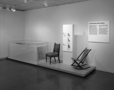 The Furniture of George Hunzinger: Invention & Innovation in 19th-Century America, November 20, 1997 through February 15, 1998 (Image: .  photograph, )