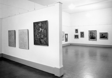 Paintings of Manfred Schwartz, March 22, 1961 through May 14, 1961 (Image: .  photograph, )