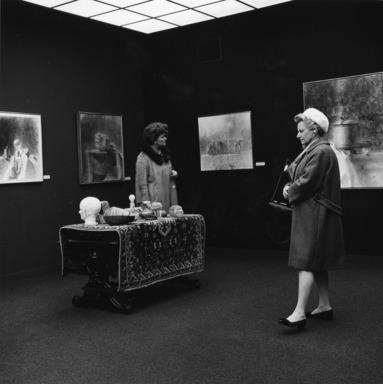 Walter Murch: A Retrospective Exhibition, December 19, 1967 through January 28, 1968 (Image: .  photograph, )