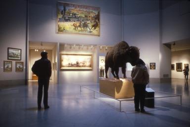Buffalo Bill and the Wild West, November 21, 1981 through January 17, 1982 (Image: .  photograph, )