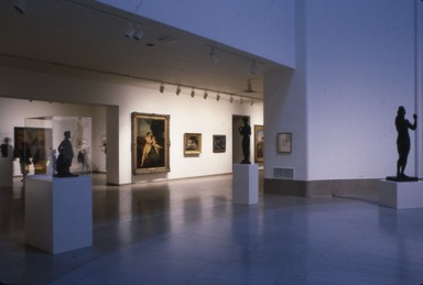 From Courbet to Cezanne: A New 19th Century, March 13, 1986 through May 5, 1986 (Image: .  photograph, )