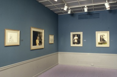 Andrew Wyeth: Helga Pictures, June 19, 1989 through September 18, 1989 (Image: .  photograph, )