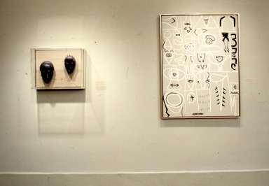 Image and Reflection: Adolph Gottlieb's Photographs and African Sculpture, October 26, 1989 through March 26, 1990 (Image: .  photograph, )