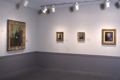 Intimate Interiors of Edouard Vuillard, May 18, 1990 through July 30, 1990 (Image: .  photograph, )