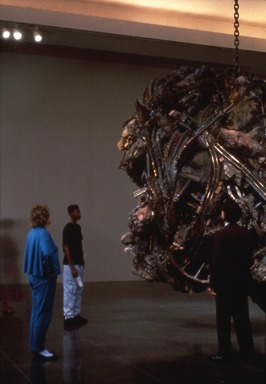 Chris Burden: Medusa's Head, June 28, 1991 through September 1, 1991 (Image: .  photograph, )