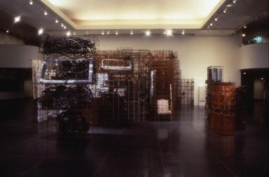 Jin Soo Kim: Tacit Transit, May 29, 1992 through September 6, 1992 (Image: .  photograph, )