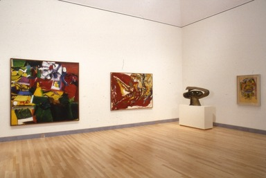 Seaver Gallery: Contemporary Art (installation)., December 3, 1993 through date unknown, 1993 (Image: .  photograph, )