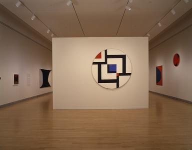 Leon Polk Smith: Selected Works, 1943-1992, February 19, 1993 through January 2, 1994 (Image: .  photograph, )