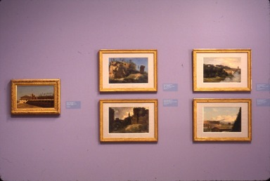 Brooklyn Museum: In the Light of Italy: Corot and Early Open-Air Painting
