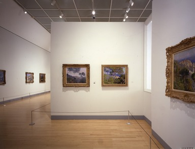 Monet and the Mediterranean, October 10, 1997 through January 4, 1998 (Image: .  photograph, )