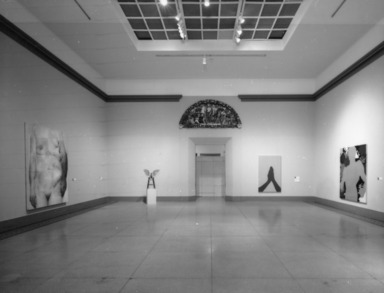 Sensation: Young British Artists from the Saatchi Collection, October 2, 1999 through January 9, 2000 (Image: .  photograph, )