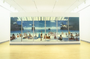 Mariko Mori: Empty Dream, April 8, 1999 through August 15, 1999 (Image: .  photograph, )