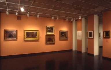Eastman Johnson: Painting America, October 29, 1999 through February 6, 2000 (Image: .  photograph, )