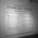 A Different Reality: Symbolist Prints from the Collection