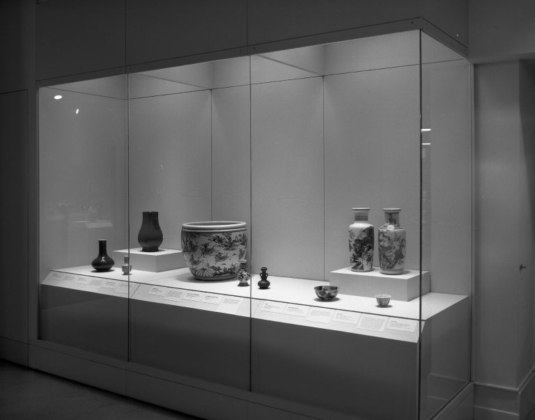 Brooklyn Museum: Arts of China (reinstallation)